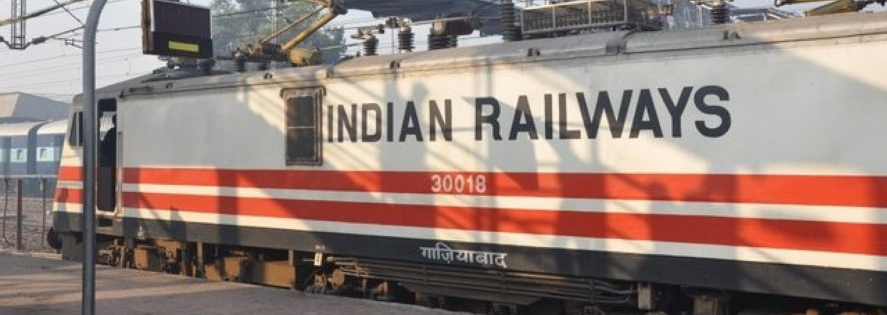 GS1 India project: Indian Railways tracks wagons